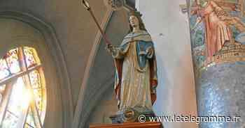 Sainte Radegonde fêtée ce dimanche mais sans bénédiction à la fontaine - Le Télégramme