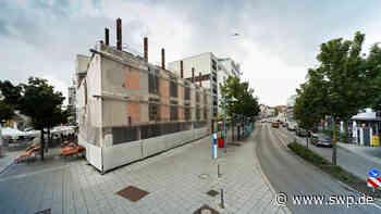 Sparkasse Ulm: Renftle am Petrusplatz in Neu-Ulm - Radikale Lösung bevorzugt - SWP