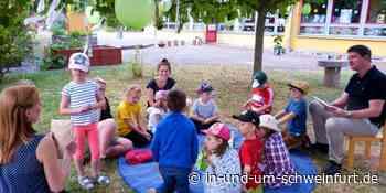 """Ist Stein gleich Stein?!: Kindergarten St. Elisabeth in Premich zum dritten Mal als """"Haus der kleinen Forscher"""" ausgezeichnet - inUNDumSCHWEINFURT_DE"""