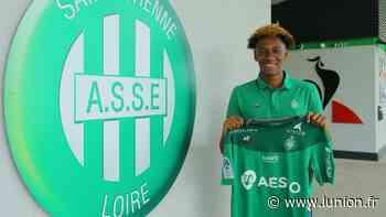 Football (Ligue 1). Le Marnais Mathys Saban signe professionnel à l'AS Saint-Etienne - L'Union