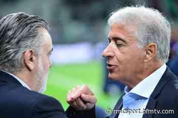 Ligue 1: la grosse réplique du maire de Saint-Etienne à Caïazzo - RMC Sport