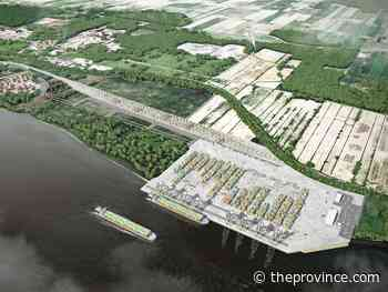 Port kicks off contractor selection process for Contrecoeur project - The Province