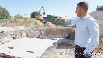 Ouverture du village BTP d'Haubourdin: encore un peu de patience… - La Voix du Nord