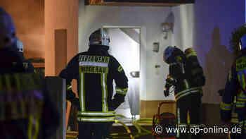 Kellerbrand in Nidderau: Die Fotostrecke - op-online.de