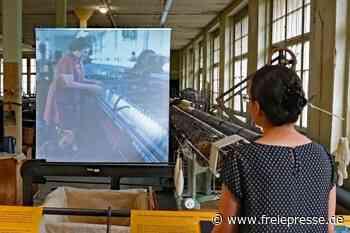 Landessaustellung: Textil-Boom boomt - Freie Presse