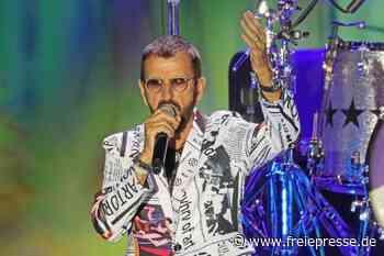 Ringo Starr - Freie Presse