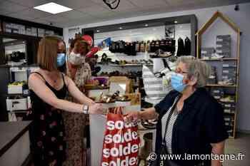 Puy-de-Dôme - A Issoire, l'opération chèque cadeaux pour soutenir le commerce de proximité relancée ce jeudi - La Montagne