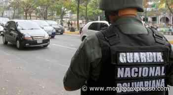 GNB retuvo al periodista Molina durante una hora en Merida - Monitor Expresso