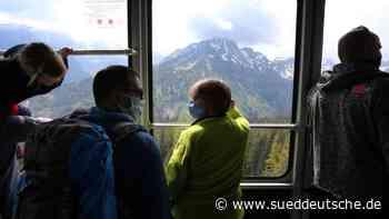 Der gelenkte Tourist - Süddeutsche Zeitung