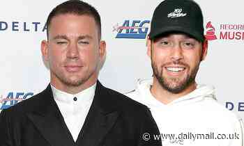 Channing Tatum and Scooter Braun team up to produce a young adult Lady Macbeth musical - Daily Mail