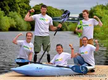 Cycling, running and kayaking challenge for Shrewsbury charity - shropshirestar.com