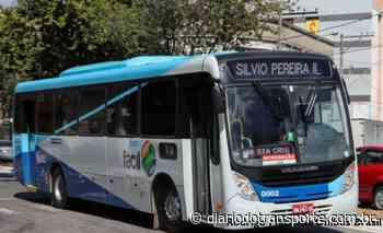 Trabalhadores do transporte coletivo em Coronel Fabriciano (MG) paralisam atividades - Adamo Bazani