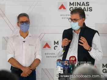 Romeu Zema entrega respiradores em Coronel Fabriciano - Jornal Diário do Aço