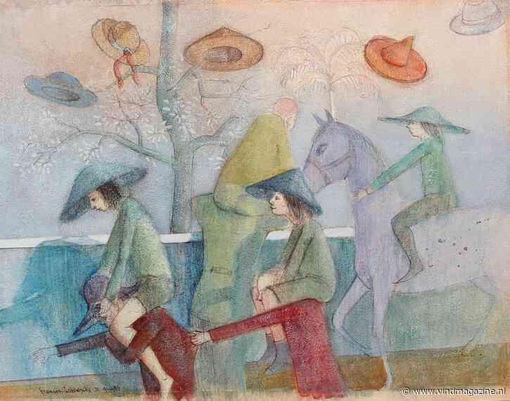 Dubbelexpositie bij Galerie Bax