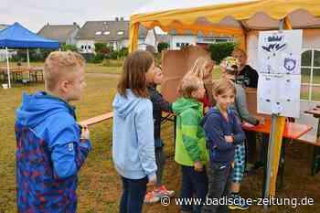 Kinder lernen, wie das Leben in einer Gemeinde funktioniert - Grenzach-Wyhlen - Badische Zeitung