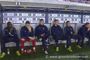 Les Girondins de Bordeaux, seul club de Ligue 1 à avoir utilisé la totalité de ses 3 remplacements la saison passée - Girondins4Ever