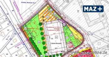 Wustermark: Baubeginn für den Bolz- und Festplatz soll 2021 sein - Märkische Allgemeine Zeitung