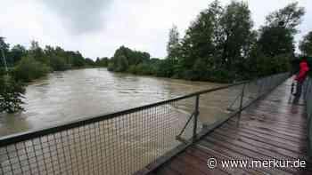 Feuerwehren im Landkreis Weilheim-Schongau sind beim Hochwasser eingespielt - Merkur.de