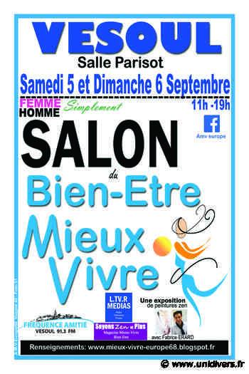 Salon bien être-mieux vivre femme-homme, simplement salle Parisot samedi 5 septembre 2020 - Unidivers