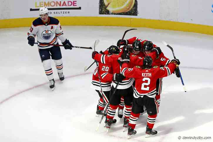 Chicago Blackhawks: Time to eliminate the Edmonton Oilers