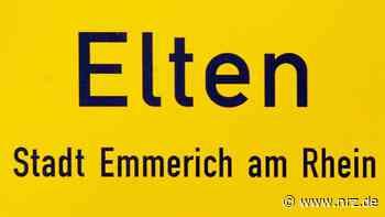 Emmerich: Wieder Ortseingangsschild geklaut - diesmal Elten - NRZ