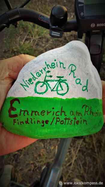 Findlinge / Specksteine / Pottsteine / Steinhart und schön ;-): Wieder einer .... - Lokalkompass.de