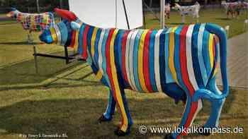 Kellen Kunst bunte Kuh Farbe Lacke: Bekannt wie ................ - Lokalkompass.de
