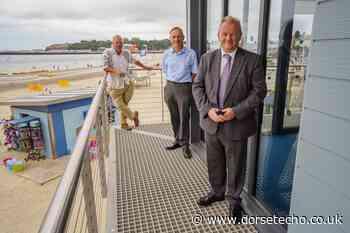 Weymouth seafront superloo is now open - Dorset Echo