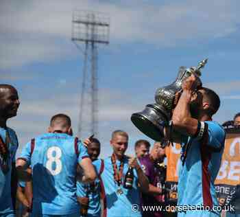 Terras: Promotion was 'meant to be' – Weymouth captain Josh McQuoid - Dorset Echo