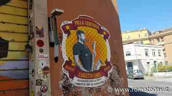 Certosa, sui muri del quartiere un omaggio al sassofonista Carlo Conti