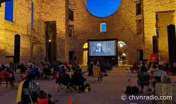 Saint-Boniface Cathedral hosting 'Cinema under the Stars' screenings for families, individuals - CHVN Radio