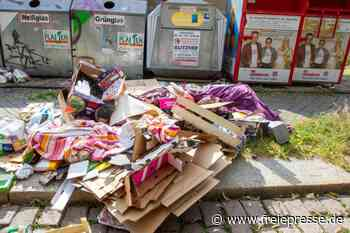 Müll-Ärger nimmt in Plauen kein Ende - Freie Presse