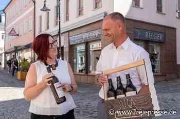 Auerbacher Innenstadtmeile erhält eine Brauerei - Freie Presse