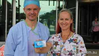 How chewy might become tool in Mackay doctors' kit - Daily Mercury