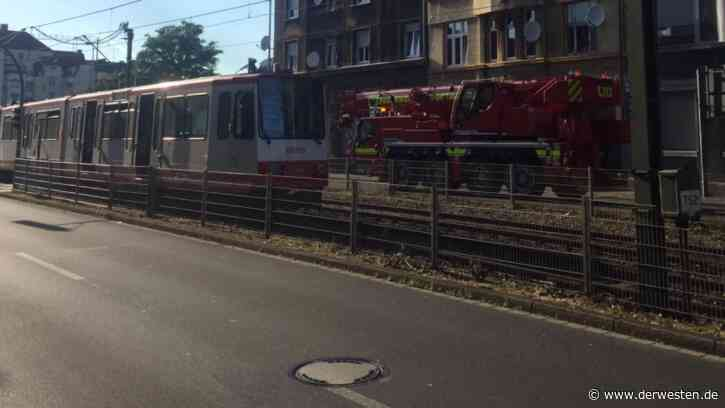 Dortmund: Straßenbahn-Unglück! Jugendlicher kommt ums Leben - Derwesten.de