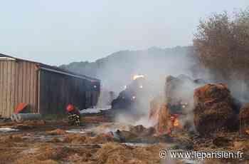Yvelines : une cagnotte pour aider la ferme incendiée à Chevreuse - Le Parisien