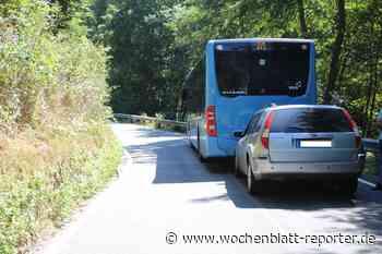 Zwischen Oberweiler im Tal und Eßweiler: Erst Unfall, dann Verfolgung - Wochenblatt-Reporter