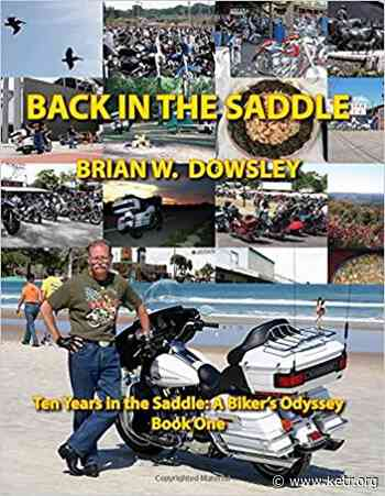 Commerce Author Brian Dowsley, The Gourmet Biker - 88.9 KETR