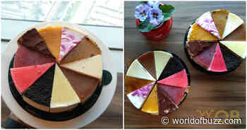 WOB Tries: Gourmet Cheesecakes For Tea Time & We Feel Fancy AF! - WORLD OF BUZZ