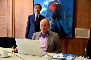 Wirtschaft in Bottrop - Chinesische Vertreter sind interessiert: Insgesamt 29 Unternehmen aus China waren per Videokonferenz dazu geschaltet - Bottrop - Lokalkompass.de