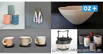 Wismar: Sechs Keramiker zeigen ihre Arbeiten in Galerie - Ostsee Zeitung
