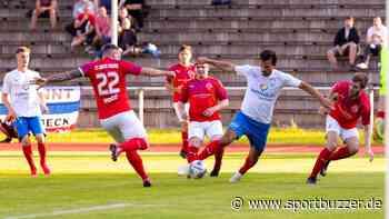 Live: 1. FC Phönix Lübeck - FC Anker Wismar - Sportbuzzer