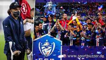 PSG gewinnt Coupe de France dank Neymar: Mbappé-Verletzung überschattet Pokalsieg - Sportbuzzer