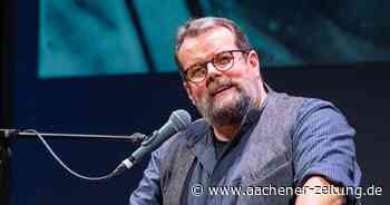Auftritt: Episches Kabarett mit Jochen Malmsheimer im Talbahnhof - Aachener Zeitung