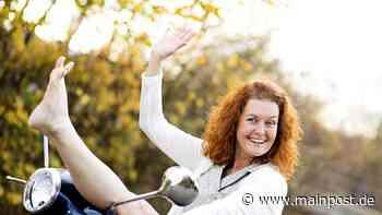 Nach sechs Monaten Kulturabstinenz: Kabarett mit Annette von Bamberg - Main-Post