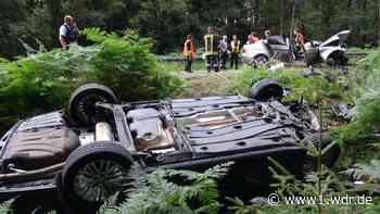 Mädchen stirbt nach Verkehrsunfall bei Roetgen