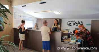 Martigues : la vie reprend dans les campings préservés - La Provence