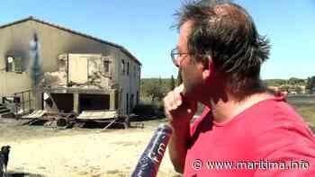 Martigues - Société - Incendie : berger sinistré cherche terrain pour parquer ses bêtes - Maritima.info