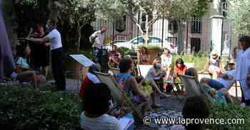 Martigues : un café découverte hors les murs - La Provence