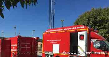 Incendie à Martigues : 500 pompiers toujours mobilisés - La Provence